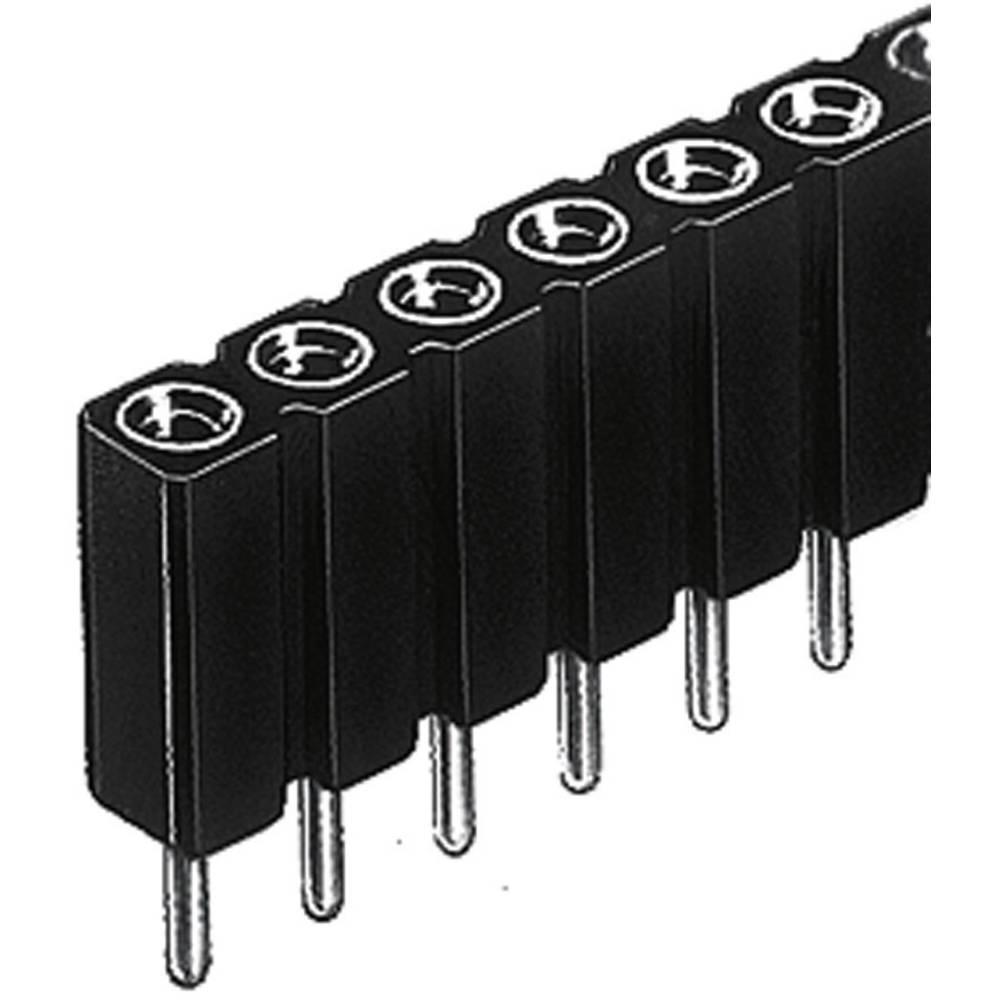 Bøsningsliste (præcision) Fischer Elektronik BL 5 025/ 36/Z 1 stk