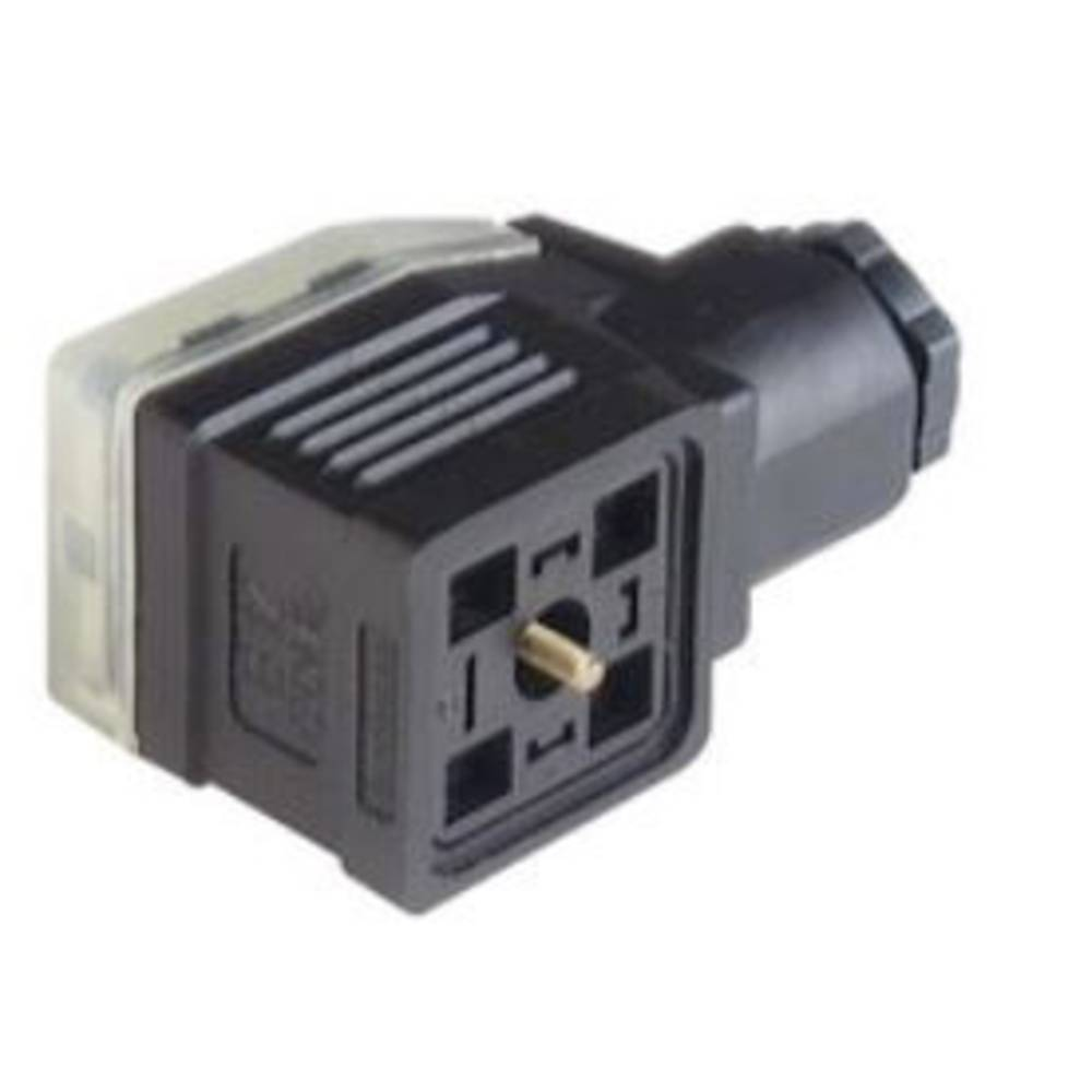 kabel-stik Hirschmann GDME 3020 3 + PE Sort 1 stk