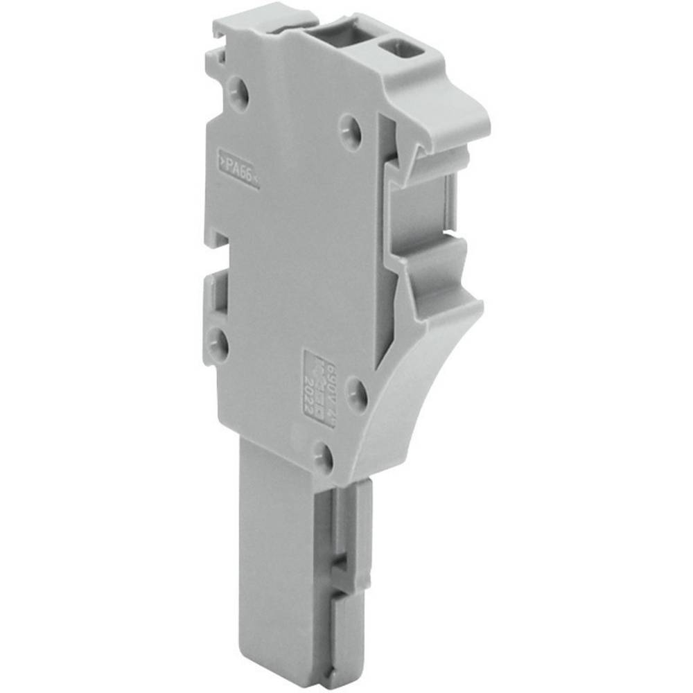 WAGO 2022-102 1 Conductor Female Multipoint Connector Series 2022 0.25 - 2.5 mm² Grey