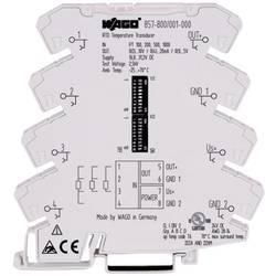 WAGO nastavljivi merilni pretvornik temperature za Pt-senzorje in upore 857-800