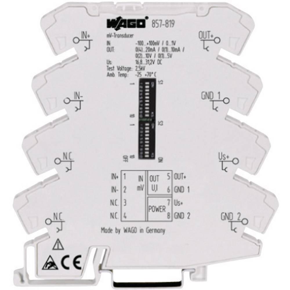 WAGO minivoltni trenducer, izvorna tipska oznaka proizvođača=857-819 03