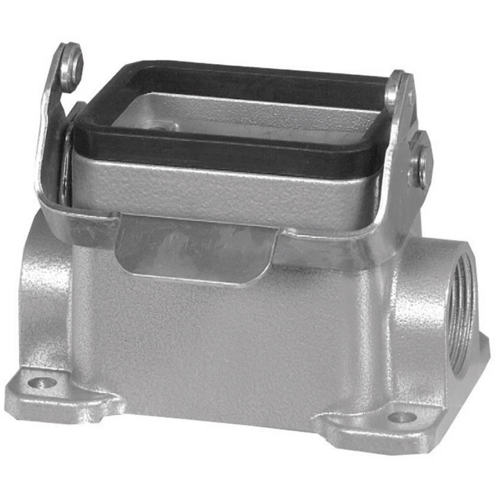 Industrijski konektor Amphenol Tuchel C146 10F006 500 1, izvedba: ohišje s podnožjem