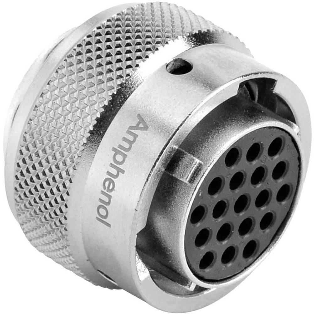 Ženski konektor za kabel Amphenol Tuchel RT0614-19SNH, nazivni tok: 5 A, poli: 19