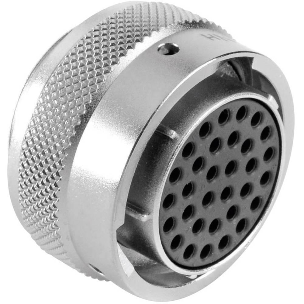 Ženski konektor za kabel Amphenol Tuchel RT0618-32SNH, nazivni tok: 5 A, poli: 32