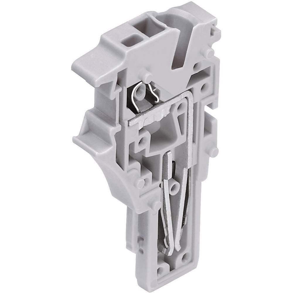 WAGO 2022-181 1-conductor Terminal Module Series 2022 0.25 - 2.5 mm² Grey 1 pc(s)