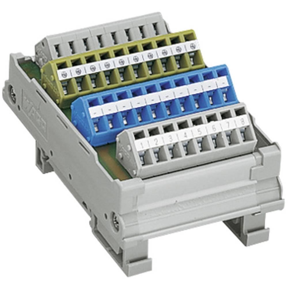 Priključni modul za iniciatorje in aktorje WAGO 289-671, 0,08-2,5 mm2, vsebina: 1 kos