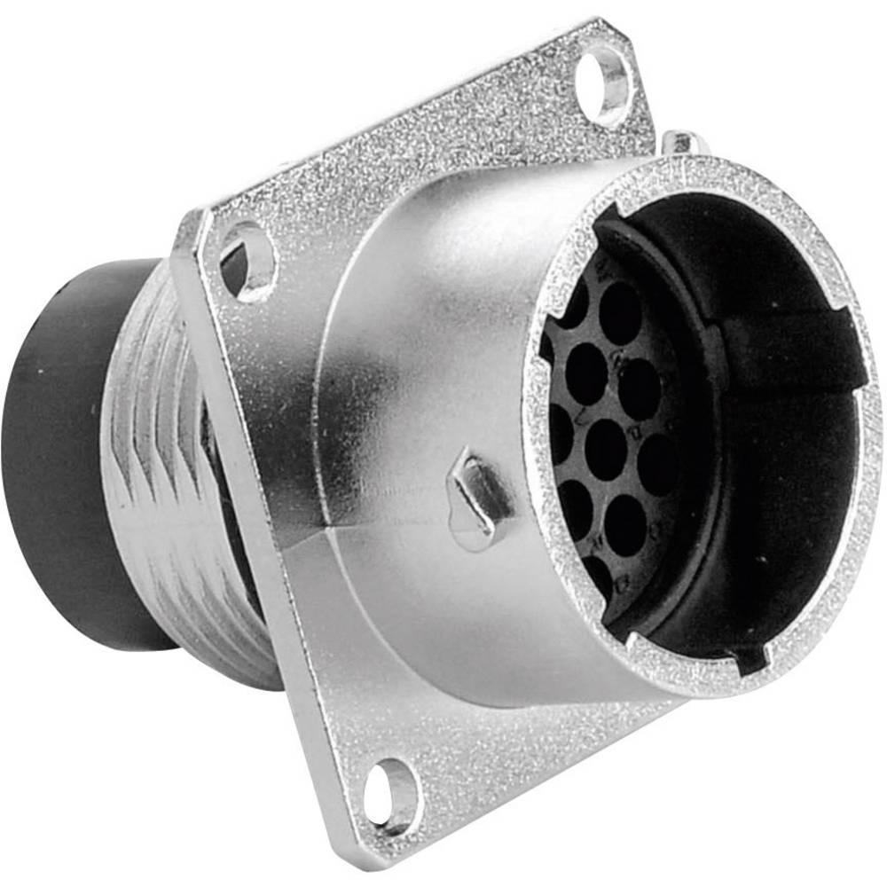 Moški konektor za naprave Amphenol Tuchel RT0014-19PNH, nazivni tok: 5 A, poli: 19