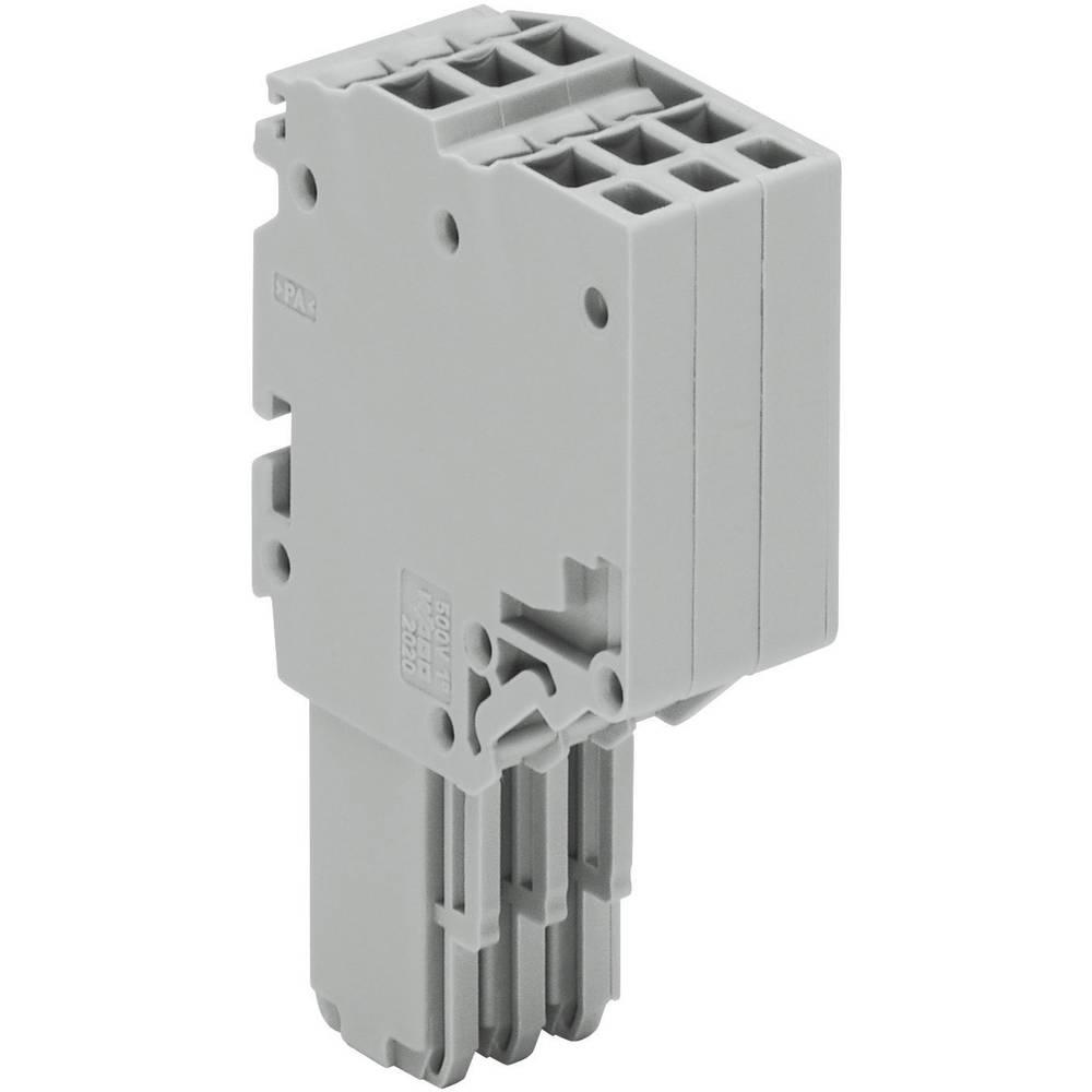 X-COM ® S-SYSTEM-MINI 2-leder hunstik WAGO 1 stk