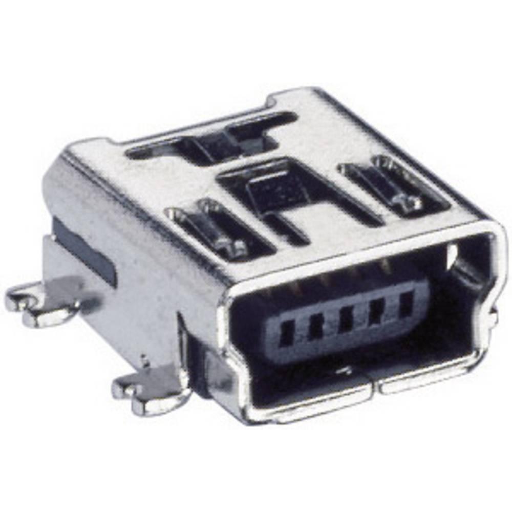 Lumberg 2486 01 USB 2.0 1 stk