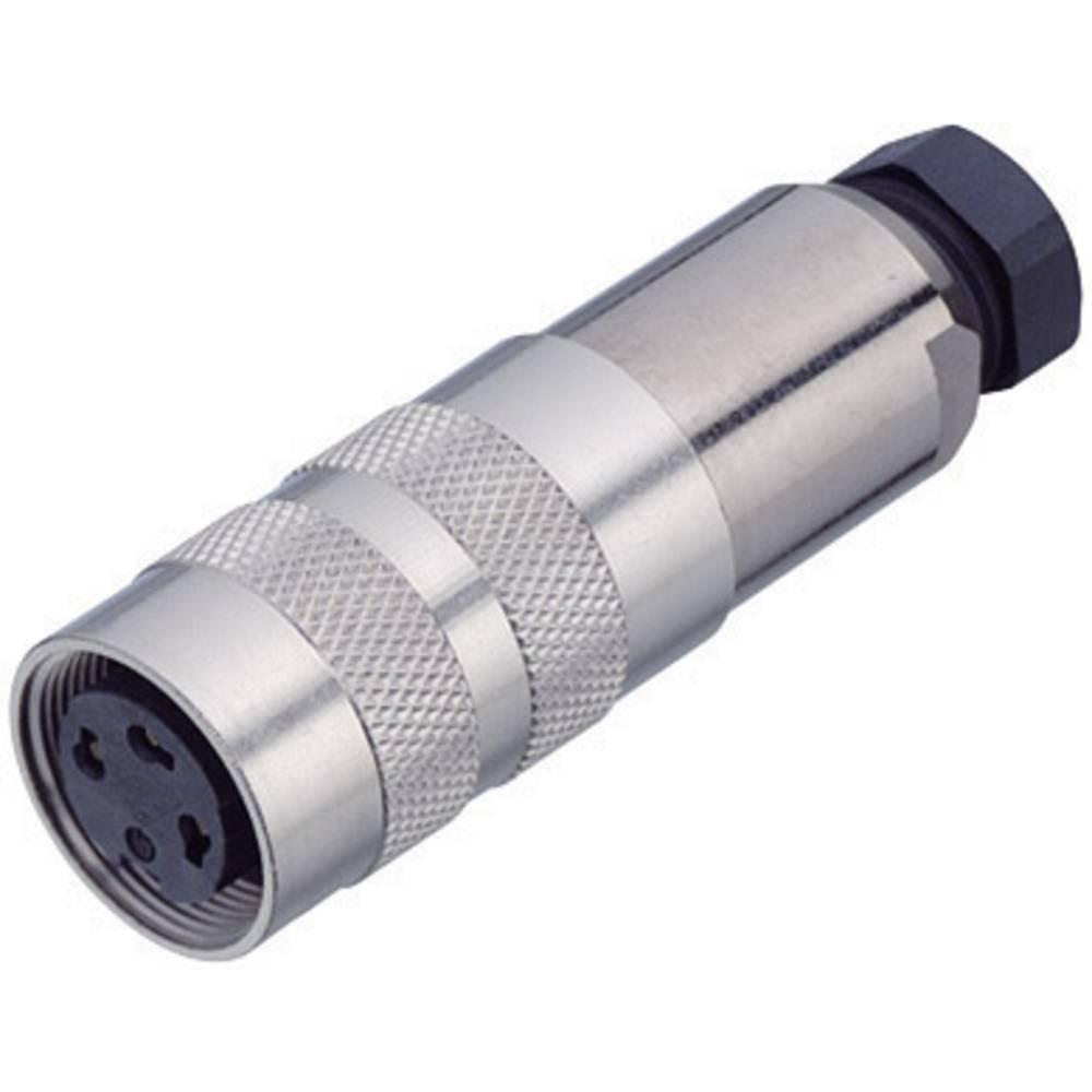 Miniaturni okrogli konektor serije 423 423 Binder 99-5172-15-08