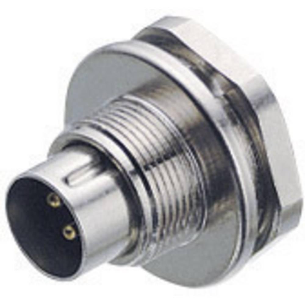 Subminiaturni okrogli konektorserije 712 712 Binder 09-0411-00-04