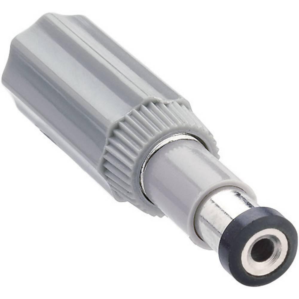 Lavspændingsstik Stik, lige 6 mm 1.98 mm Lumberg NES 1 1 stk