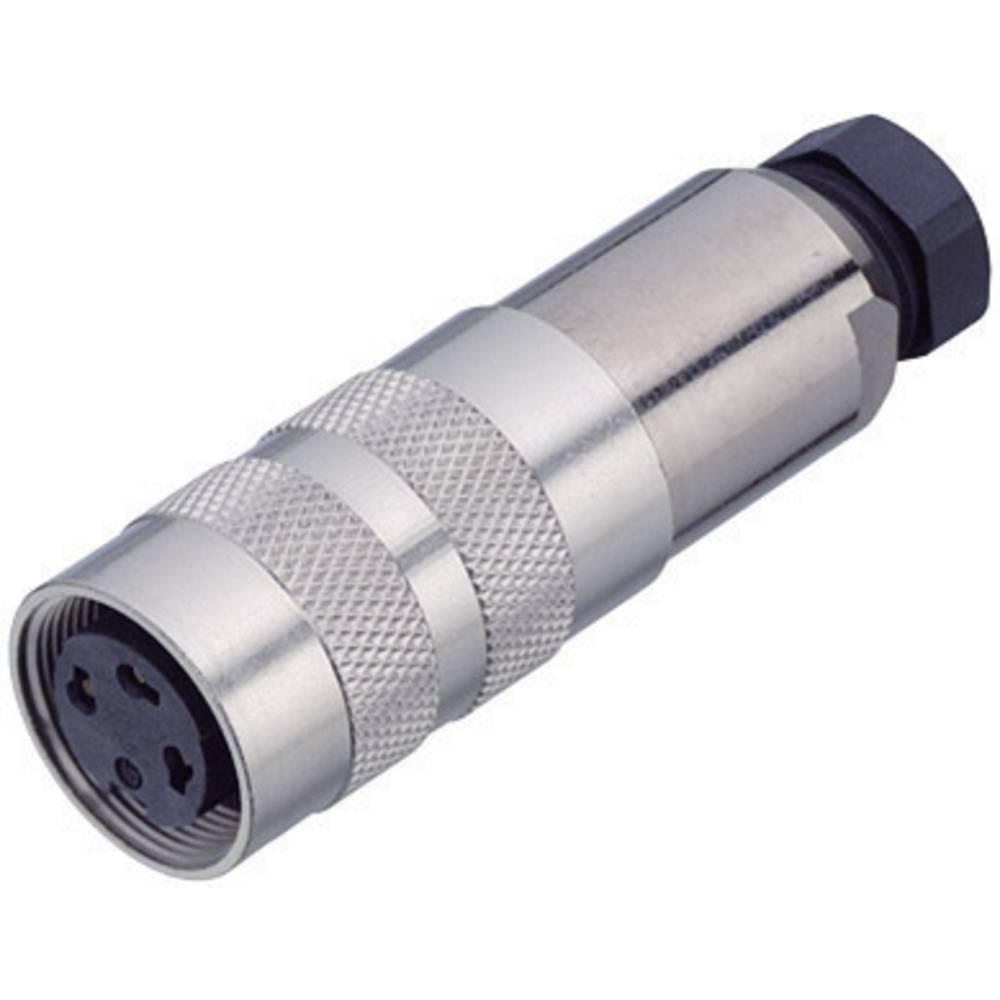 Miniaturni okrogli konektor serije 423 423 Binder 99-5126-15-07