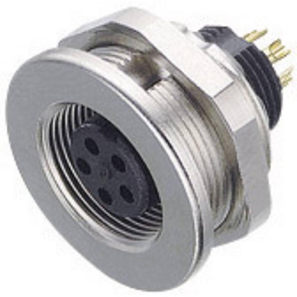 Subminiaturni okrogli konektorserije 712 712 Binder 09-0412-00-04