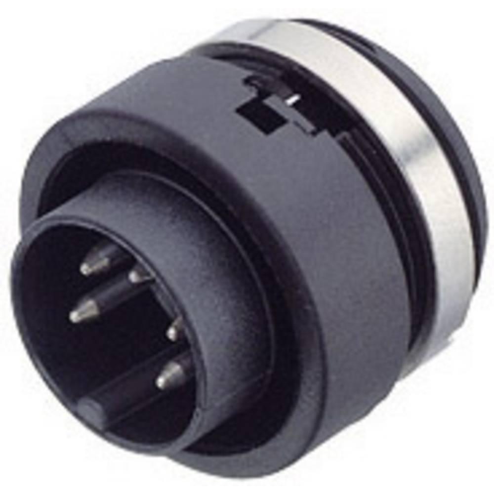 Miniaturni okrogli konektor serije 678 678 Binder 99-0615-00-05