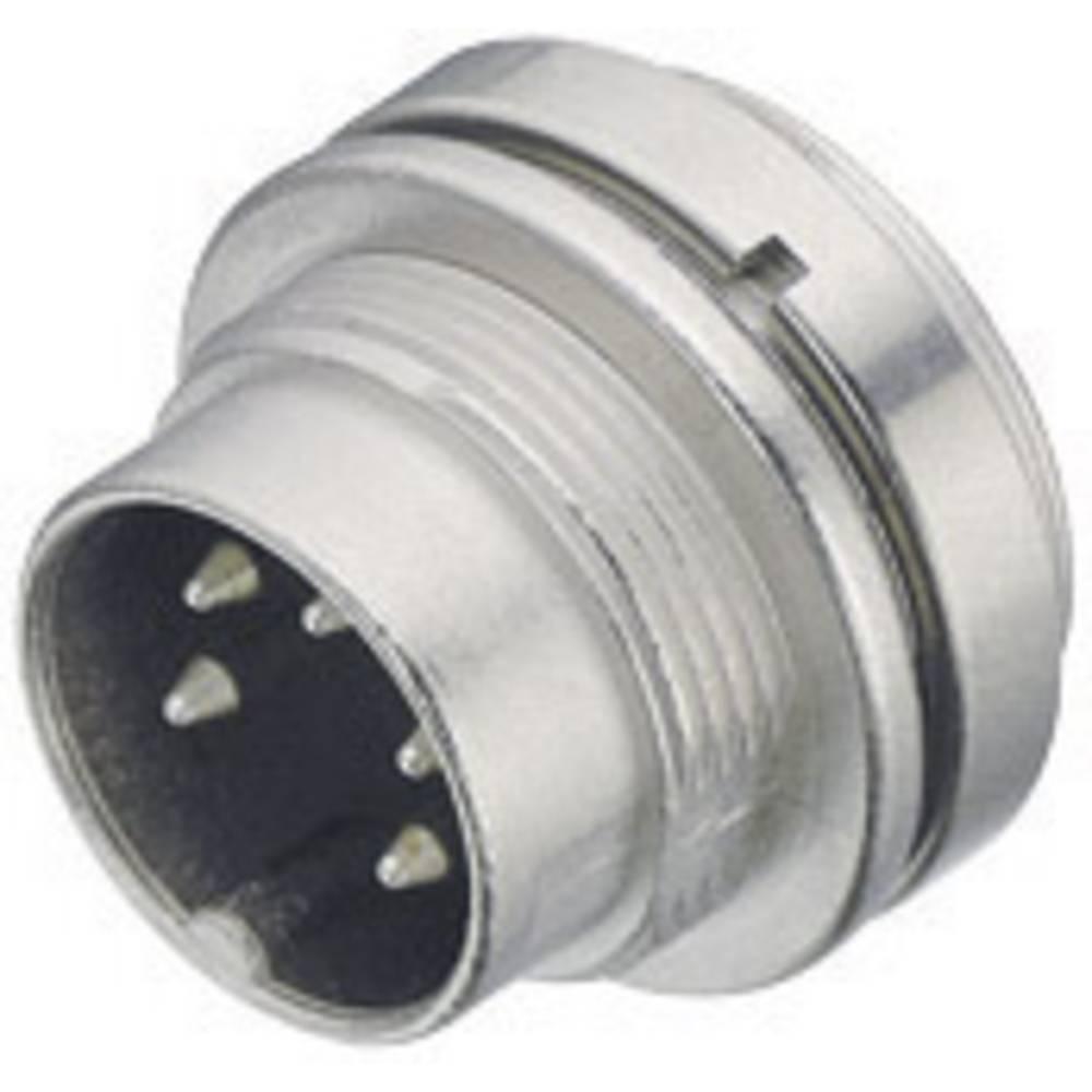 Miniaturni okrogli konektor serije 723 723 Binder 09-0127-00-07