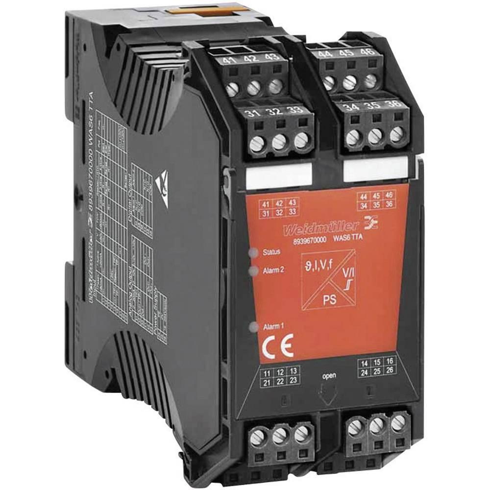 Pretvornik signala in mejno stikalo Weidmller WAZ6 TTA, št.ikalo Weidmller WAZ6 TTA, št. 8939680000