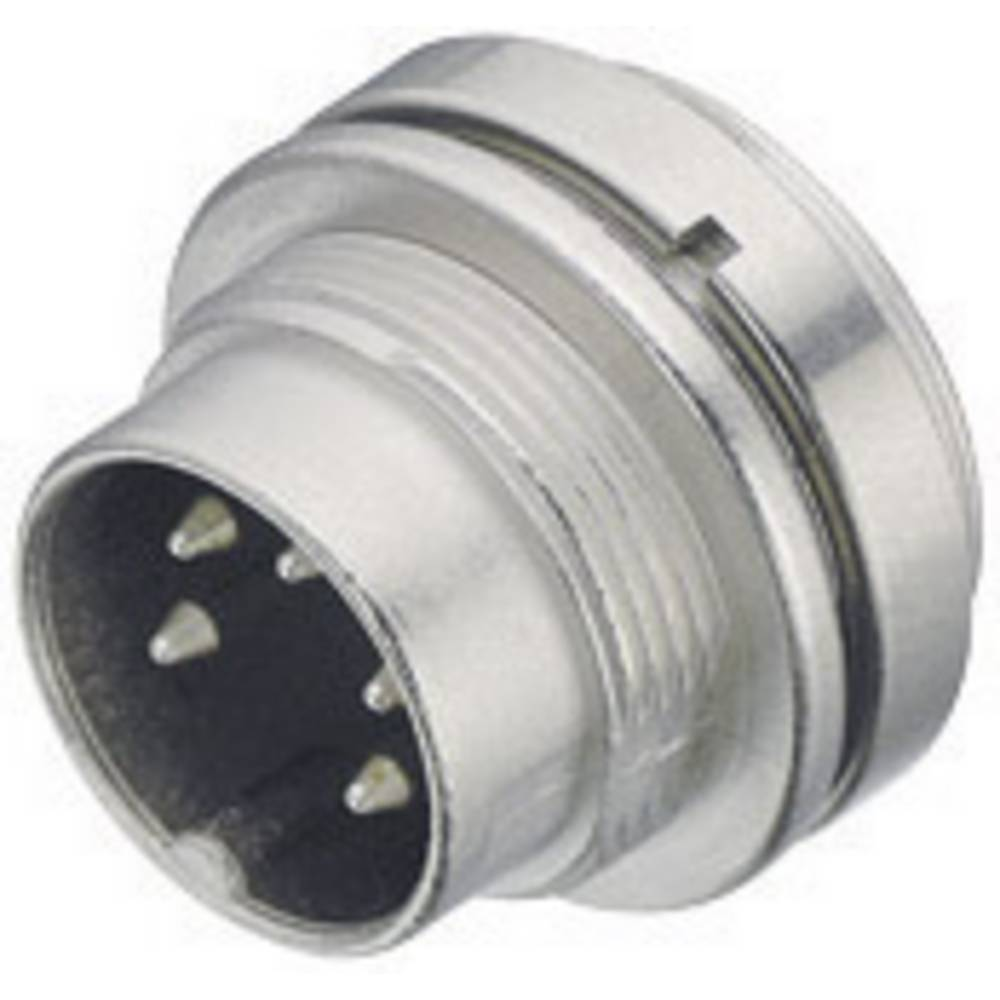 Miniaturni okrogli konektor serije 723 723 Binder 09-0173-00-08