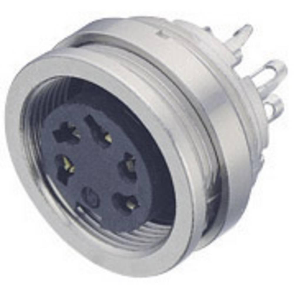 Miniaturni okrogli konektor serije 723 723 Binder 09-0116-00-05
