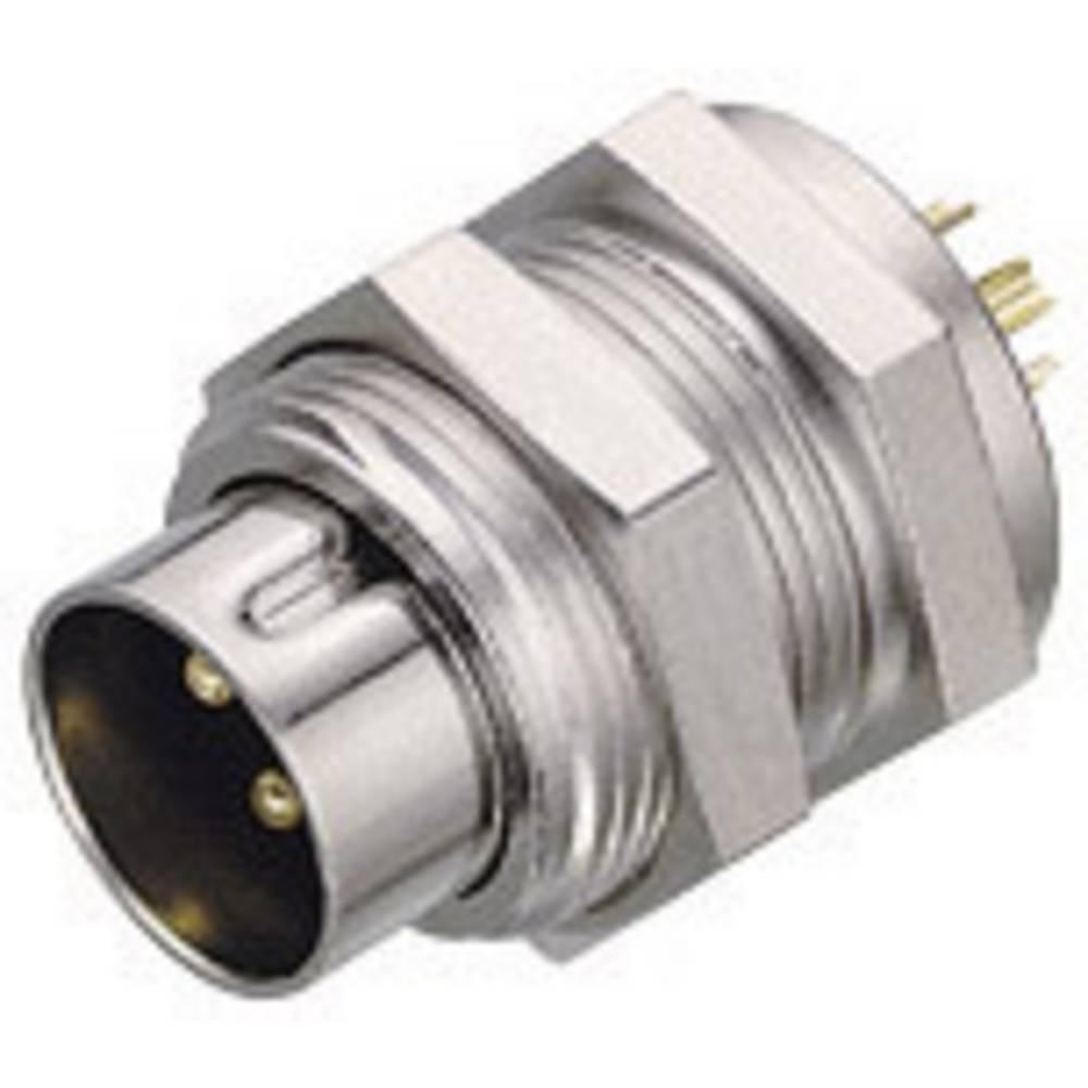 Subminiaturni okrogli konektorserije 711 711 Binder 09-0481-00-08