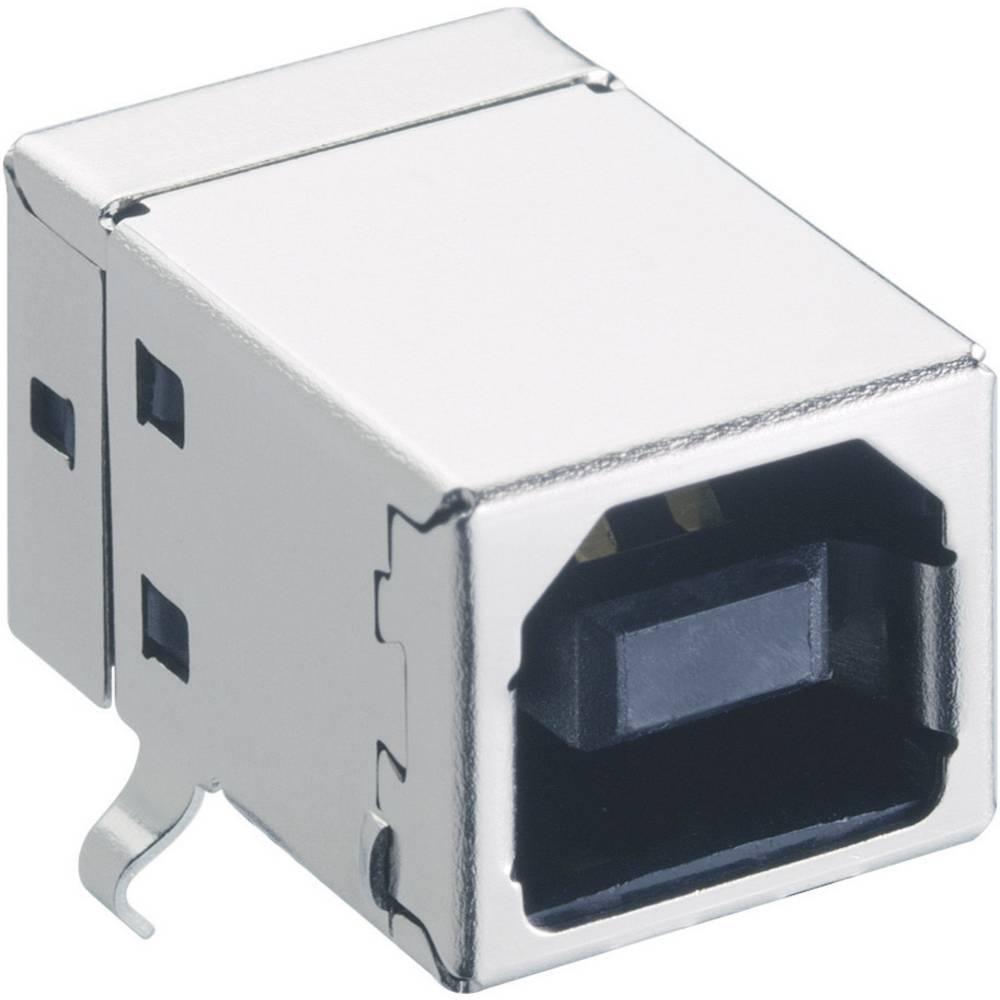 Konektor USB 2.0 2411 03 Lumberg