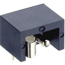 Lavspændingsstik Tilslutning, indbygning vandret 6 mm 1.9 mm Lumberg NEB/J 21 R 1 stk