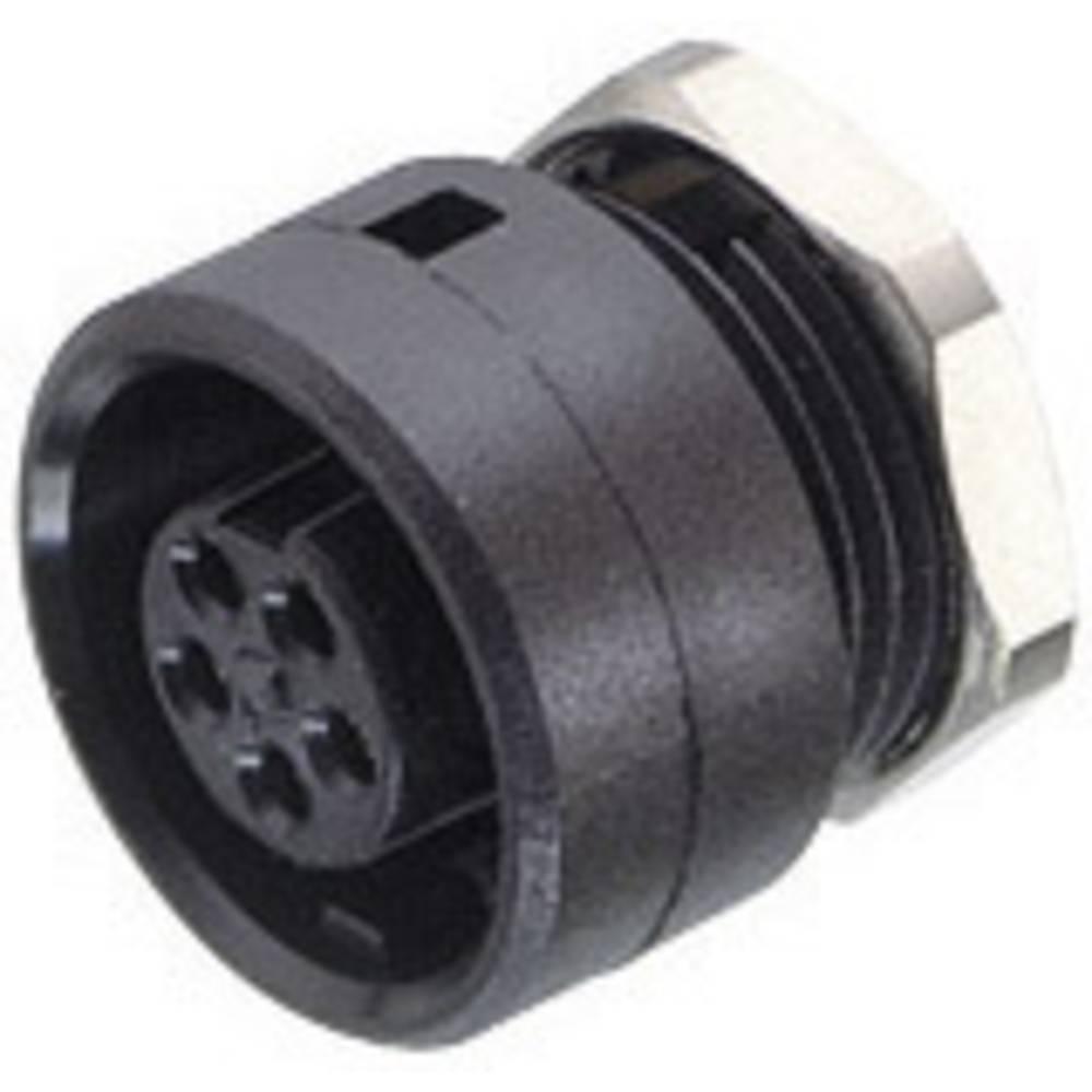 Mini okrogli konektor Binder serije 710, 09-9478-00-07, nazivni tok: 1 A, poli: 7, 1 kos