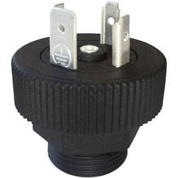 Ventil plug BGRN HTP BGRN03000-PG13,5 Sort 1 stk