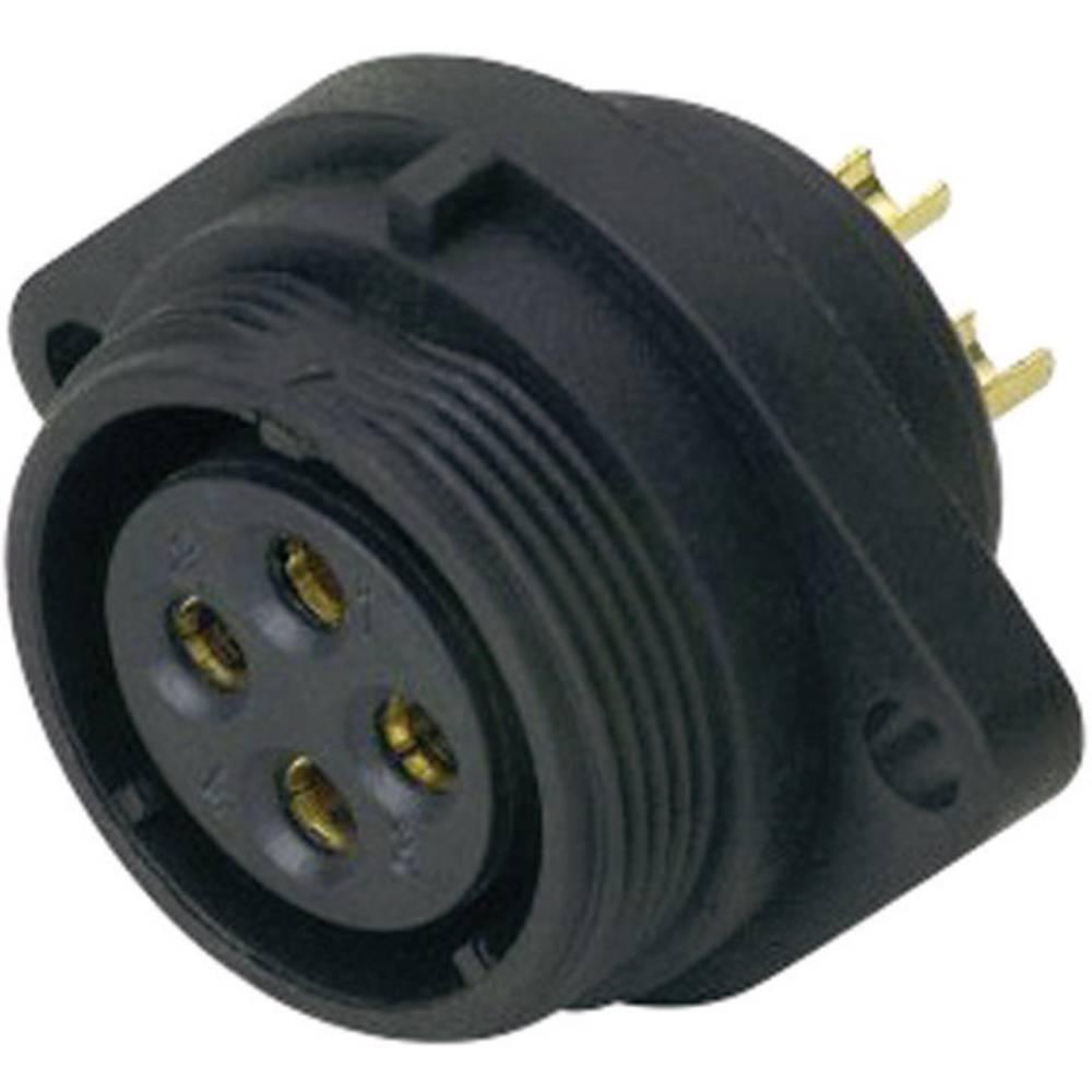 Konektor Weipu serije SP21, SP2113 / S 5B, IP68, nazivni tok: 5/30 A, poli: 5B, 1 kos