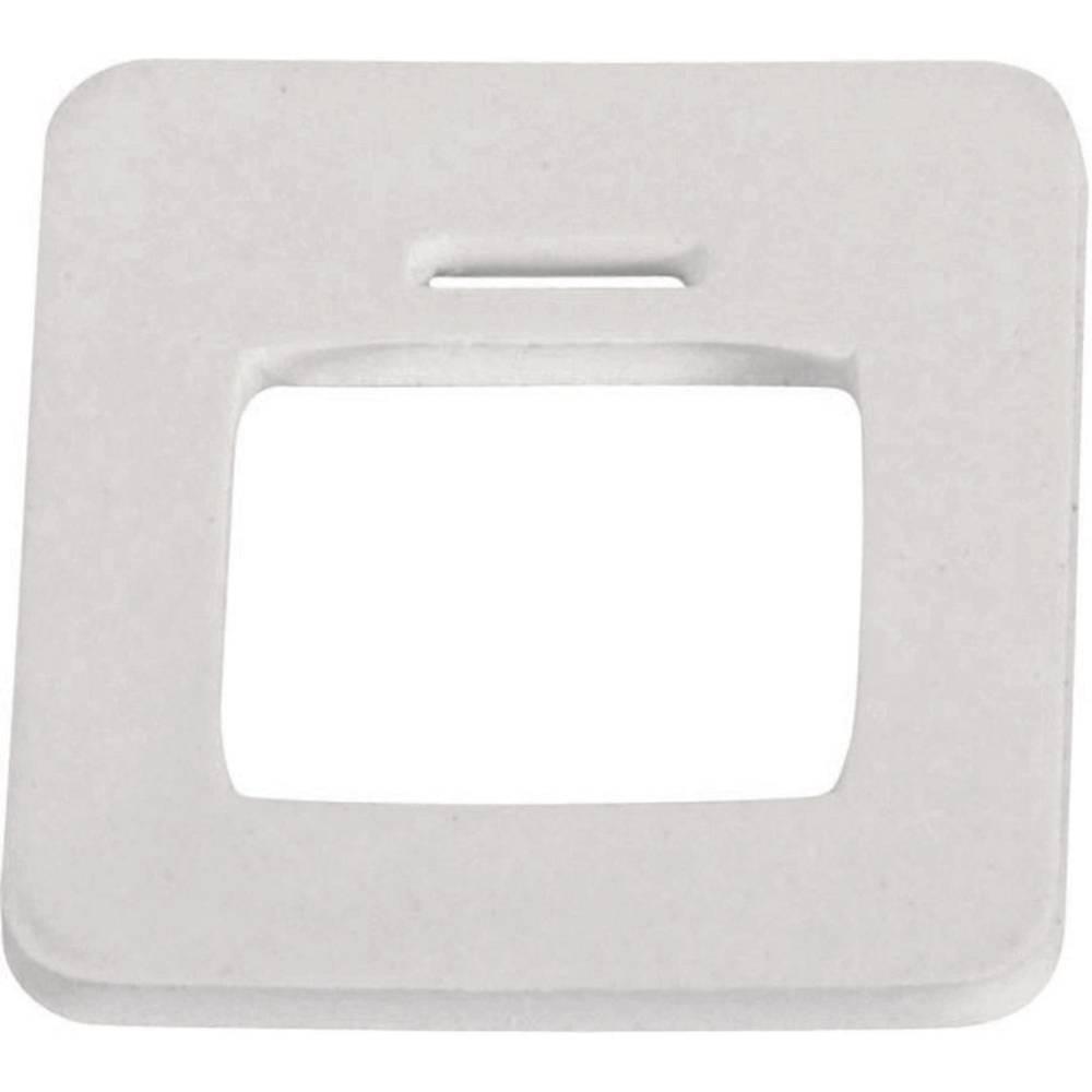 Pakning til magnetventil stik byggeri type C Series 230 Binder 16-8110-000 Beige 1 stk