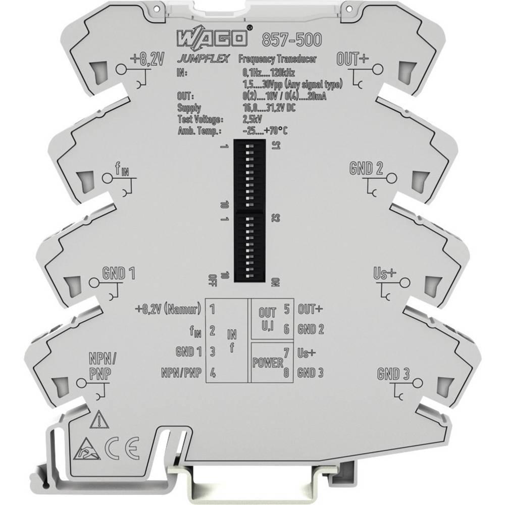 Frekvenčni merilni pretvornikWago, 857-500 , 1 kos