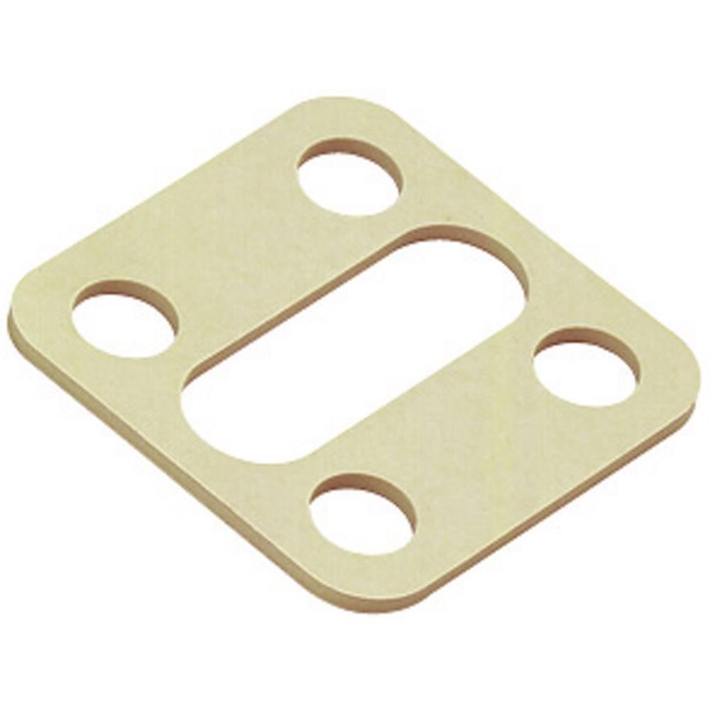 Pakning til magnetventil stik byggeri type A Series 210 Binder 16-8090-000 Beige 1 stk