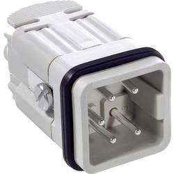 Stiftindsats EPIC® H-A 4 10431000 LappKabel Samlet poltal 4 + PE 1 stk