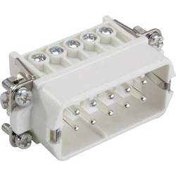 Enota za vtične konice EPIC® H-A 10 10440000 LappKabel skupno število polov 10 + PE 5 kosov