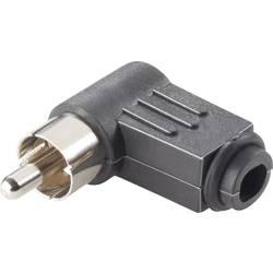Činč konektor, ženski, kutni, broj polova: 2 crn, 4 komada