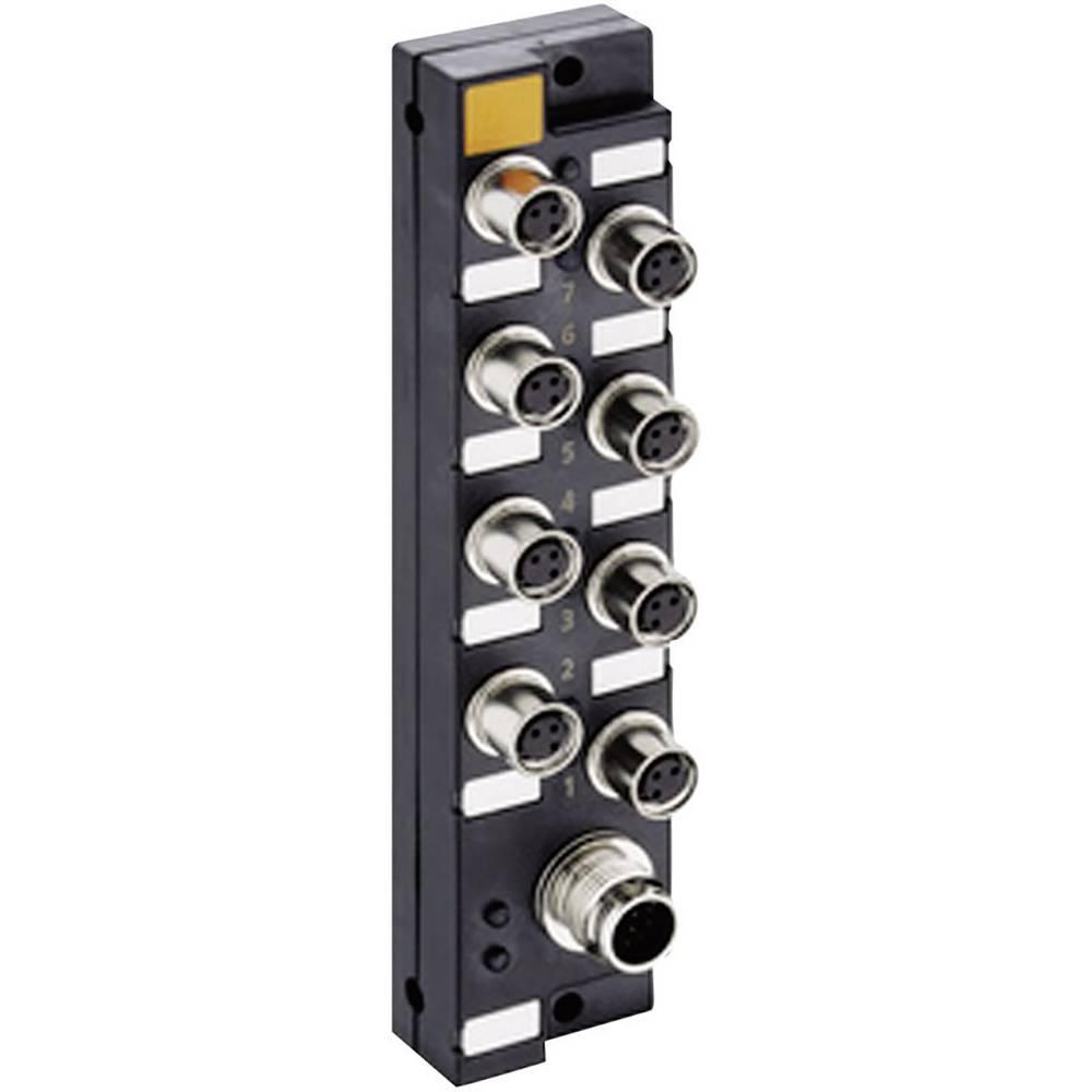 Sensor/aktorbox passiv M8-fordeler med metalgevind ASBSM 8/LED 3 65347 Lumberg Automation 1 stk