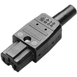 Varmapparat-stik (C15A/C16A) C15A Serie (netstik) 789 Tilslutning, lige Samlet poltal: 2 + PE 10 A Grå Kaiser 789/gr/C 1 stk