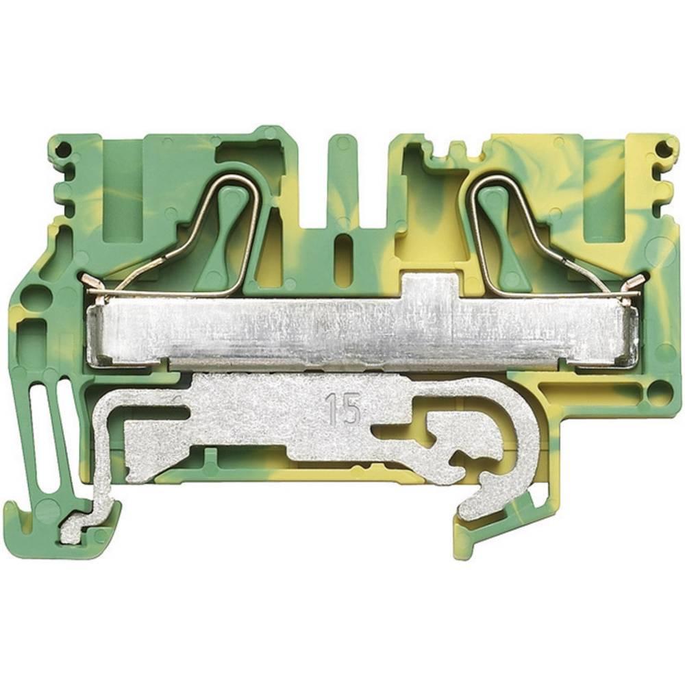 Beskyttelsesleder terminaler PPE Weidmüller PPE 16 1896210000 Grøn-gul 1 stk