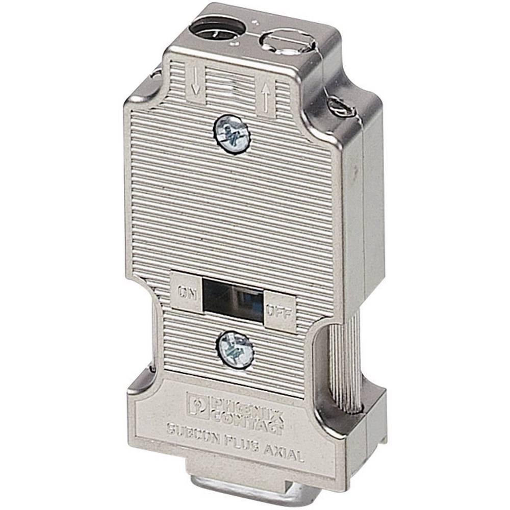 SUBCON PLUS-Profibus vtični konektor do 12 MBit/s SUBCON-PLUS-PROFIB/AX/SC Phoenix Contact vsebina: 1 kos