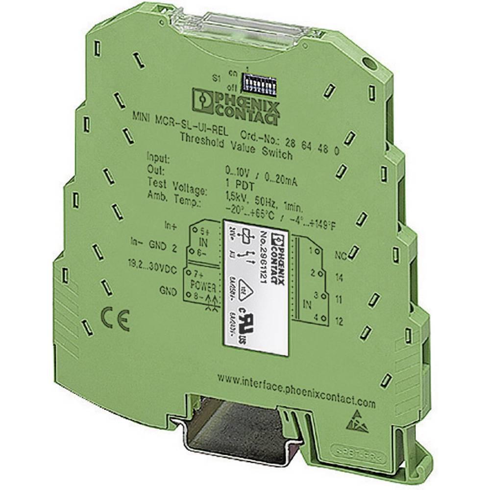 Nastavljivo omejevalno stikalo02 izvirna tipska oznaka proizvajalca=MINI MCR-SL-UI-REL 03 2864480 Phoenix Contact