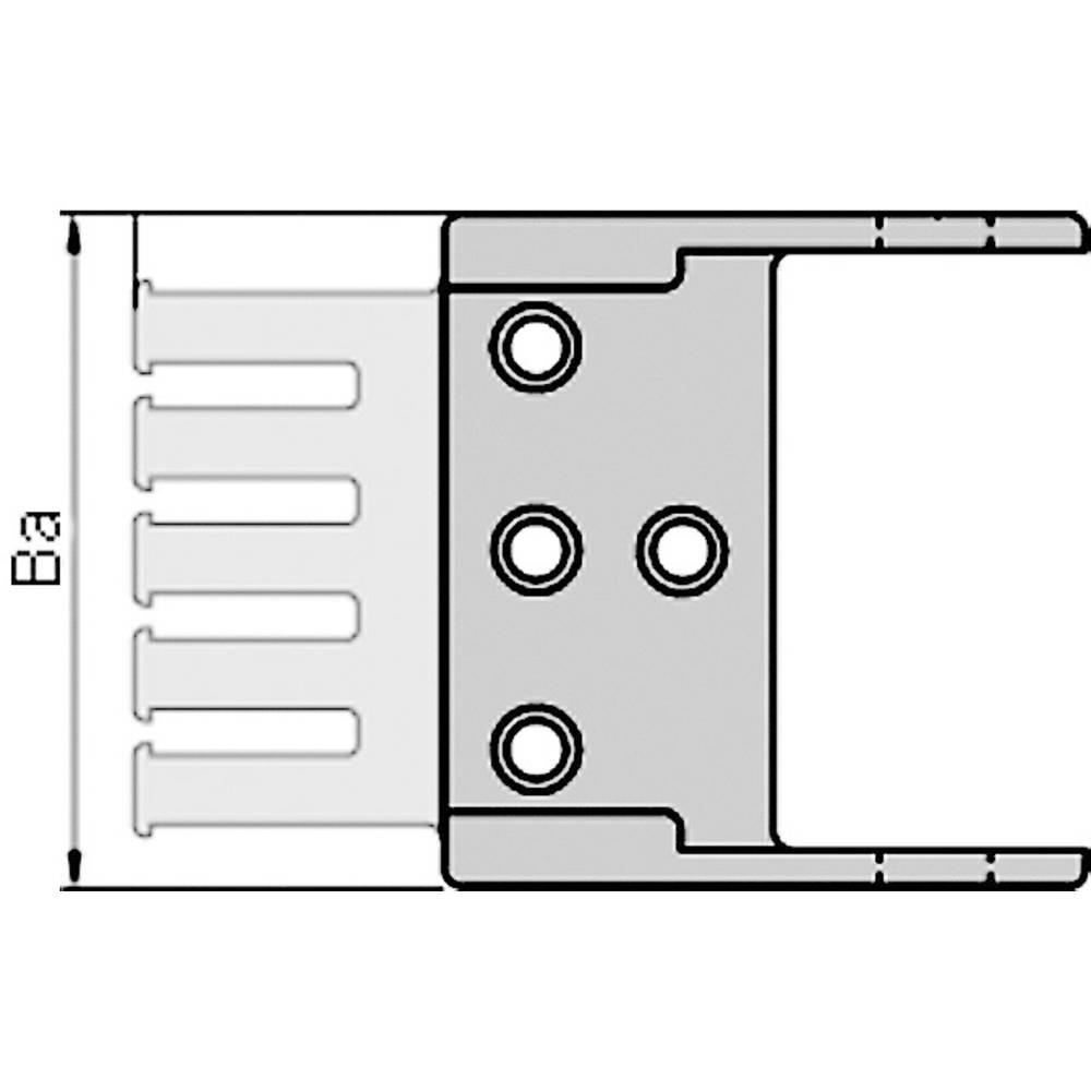 Energetska veriga, priključni element za E2 micro serija 06 060.10.12PZ igus vsebina: 1 kos