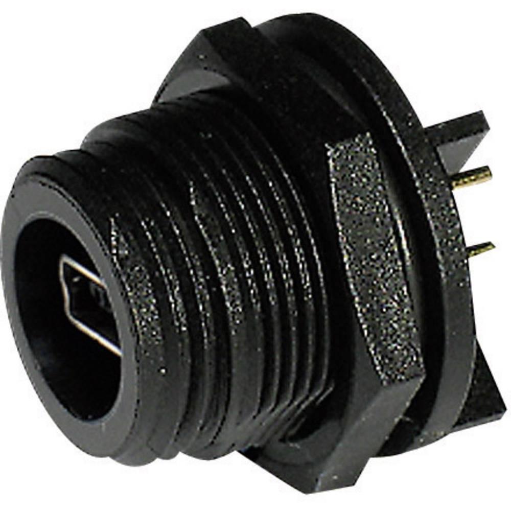 Mini-USB B-vgradna spona 2.0 - IP68 vtičnica, vgradna PX0447 montaža ESKA Bulgin vsebuje: 1 kos