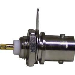 BNC-konektor, vtičnica, pokončna namestitev 50 Ω TRU COMPONENTS 1 kos