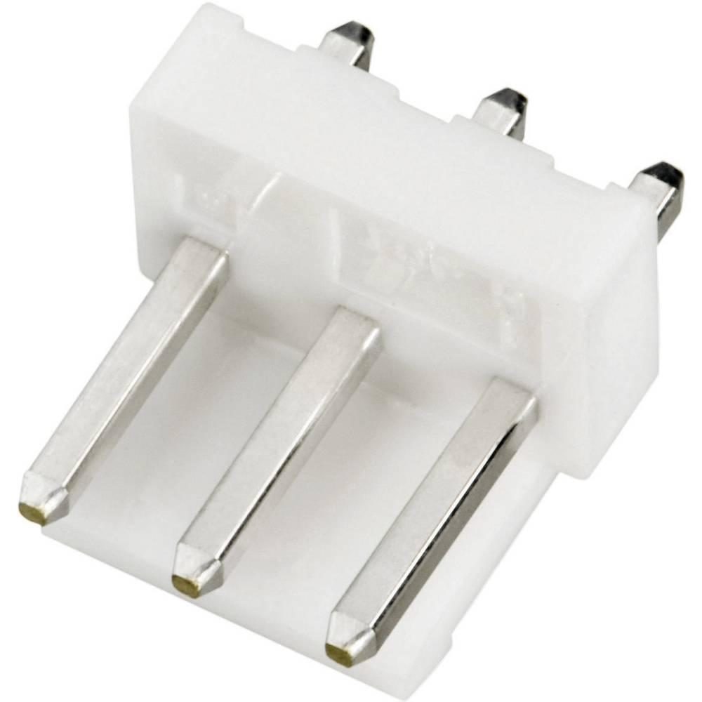 Pinski konektor (standarden) JST B3P-VH (LF)(SN), mere: 3.96 mm 1 kos