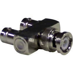 BNC-adapter BNC-Stecker (value.1390914) - BNC-Buchse (value.1390777), BNC-Buchse (value.1390777) Conrad Components 1 stk