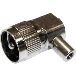 UHF-stikforbindelse 50 Ohm Stik, vinklet 1 stk