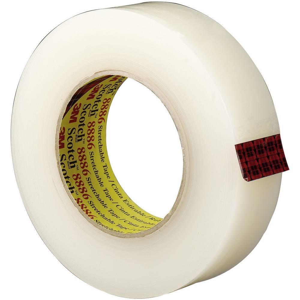 Rastezljiva ljepljiva traka 8886 (D x Š) 55 m x 36 mm prozirna 70-0061-5203-0 3M Scotch sadržaj: 1 rola
