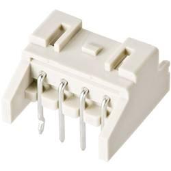 Stiftliste (standard) XA (value.1361155) Samlet antal poler 4 JST S04B-XASK-1 (LF)(SN) Rastermål: 2.50 mm 1 stk