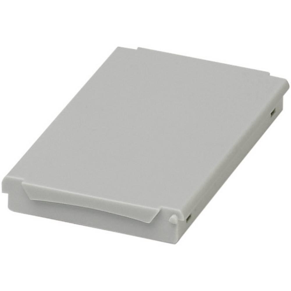 Kućište za DIN-letvu, poklopac 45 x 71.6 x 8 polikarbonat, svijetlo sive boje Phoenix Contact BC 71,6 DKL R KMGY 1 kom.