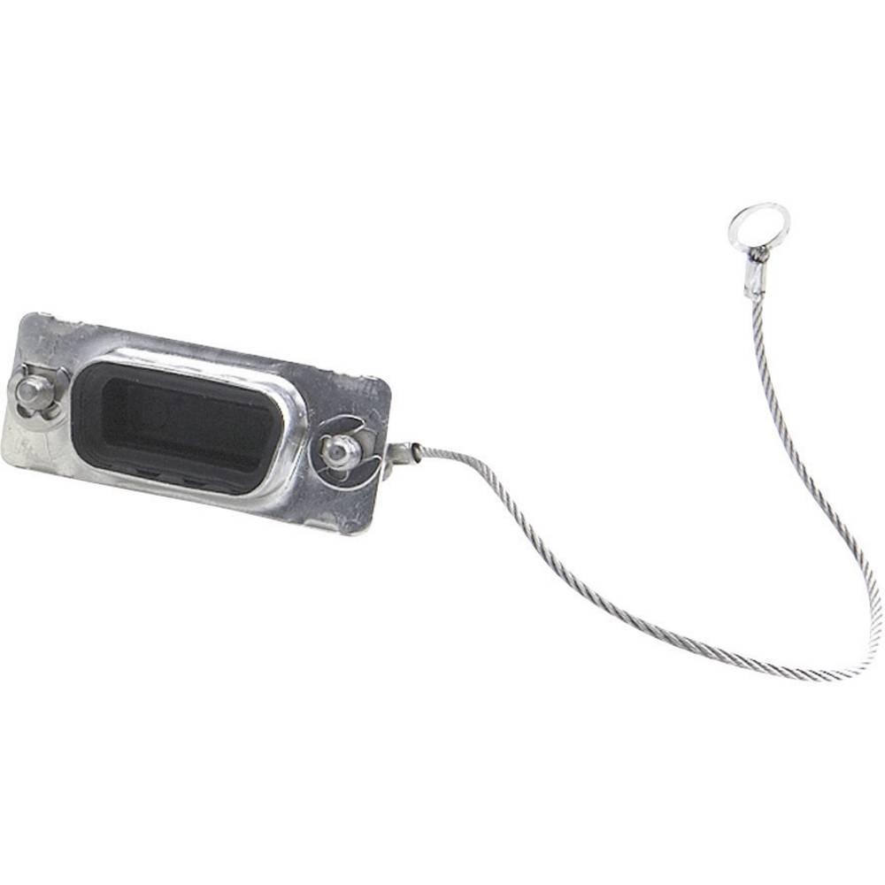 Zaščitni pokrov Conec 15-000010 srebrne barve 1 kos